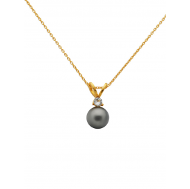 COLLIER TAO GOLD - Argent...