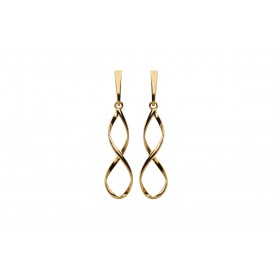 BOUCLES NATUNA GOLD -...