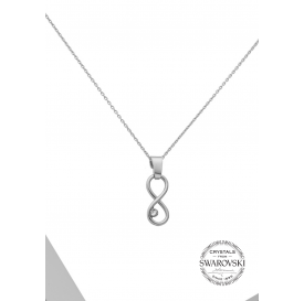 COLLIER DEKADANCE SILVER -...