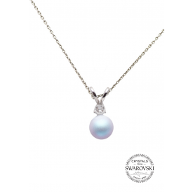 COLLIER TAO LIGHT BLUE -...