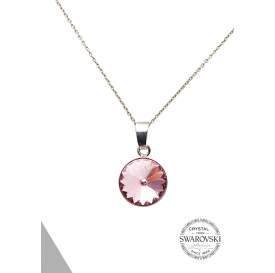 COLLIER BAHREIN ROSE -...