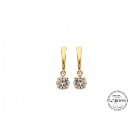 BOUCLES CATALINA GOLD -...