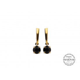 BOUCLES CATALINA BLACK -...