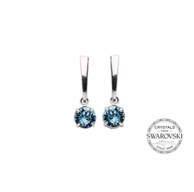 BOUCLES CATALINA AQUA -...