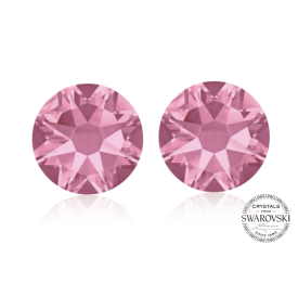 BOUCLES LIGHT ROSE - Argent...