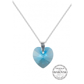 COLLIER ANTIGUA BLUE Z -...
