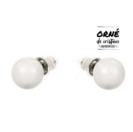 BOUCLES KALIMANTAN WHITE -...