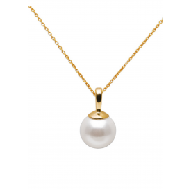 COLLIER BORA BORA WHITE -...