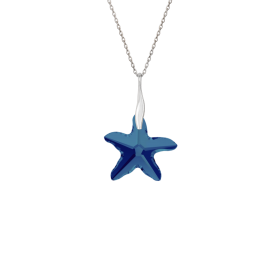 Collier SEE STAR Argent 925...